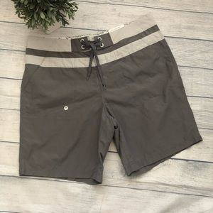 Loomstate for Target Gray Swim Trunks